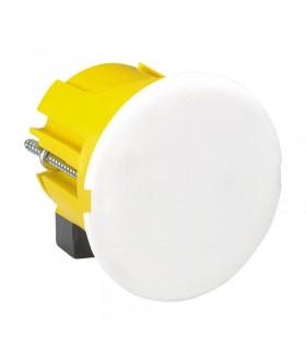 Boite applique cloison sèche sans dispositif DCL