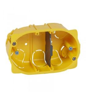 Boite  Cloison sèche spéciale 3 modules