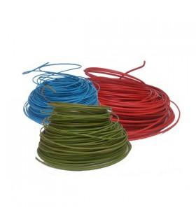 Lot de panaché fil 2.5² - 300 m 100m R + 100 m B + 100 m VJ