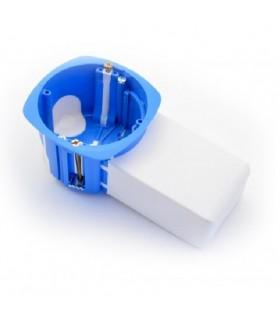 Boite cloison sèche 1 poste SP micromodule Prof 45 mm
