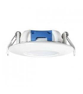 Kit spot LED étanche, Blanc chaud, spécial salle de bains