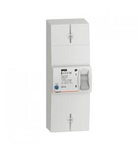 Disjoncteur différentiel d'abonné ( EDF) 60 A 500 mA Bipolaire S