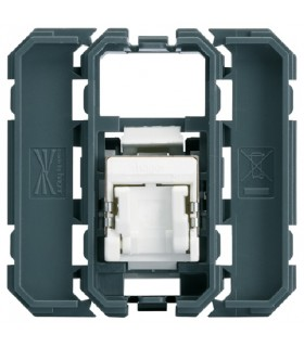 Prise RJ45 FTP Cat 6 Gallery Hager