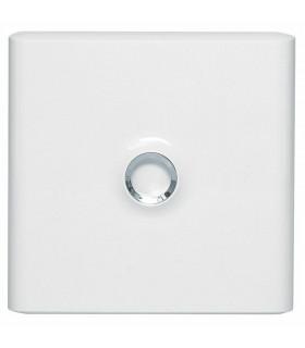 Porte pleine blanche pour 401211 Drivia 13